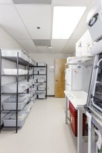 Pharmaceutical Compounding Room